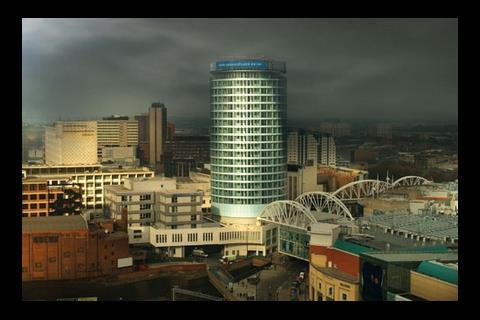 The refurbished Rotunda still stands as Birmingham's central landmark, but it has become more refined.